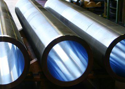 Zylinderrohr  ø 160 x 1600 mm innen verchromt