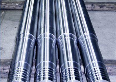 Säulen ø 220 x 3800 mm