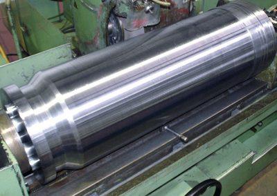 Pressenkolben ø 640 x 1500 mm
