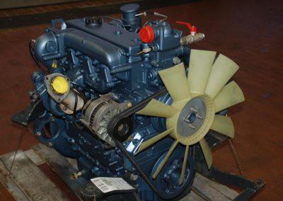 Tauschmotor Perkins - Motor
