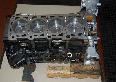 Tausch Teilmotor DB
