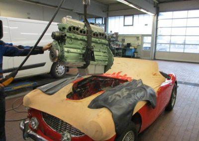 Austin MK1 Motor Revision