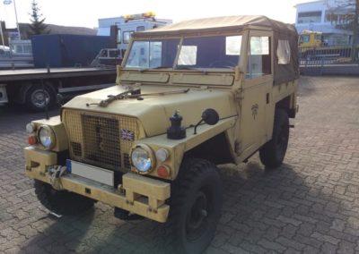 Land-Roveer-Serie3-Motor-Instandsetzung
