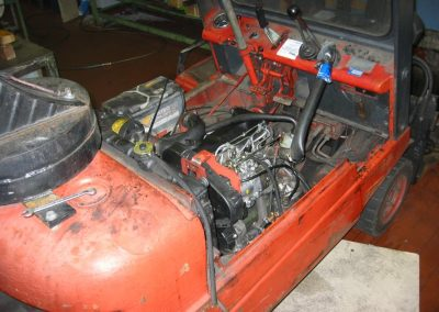 Staplermotor VW Instandestzung