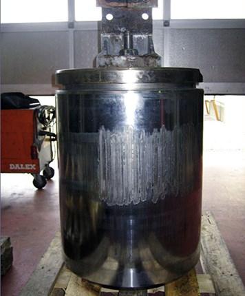 Pressenkolben ø 600 x 1000 mm