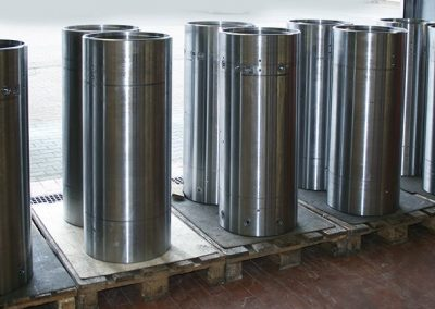 Zylinder ø 550 ø 470 H7 x 1110 mm